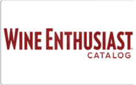 Wine Enthusiast Gift Cards