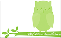 Baby Gap Gift Cards