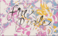 Free People Gift Cards