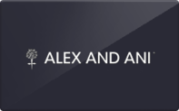 Alex and Ani Gift Cards