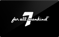7 For All Mankind Gift Cards