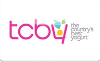 TCBY Gift Cards