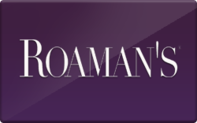 Roaman's Gift Cards