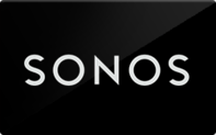 Sonos Gift Cards