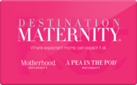Destination Maternity Gift Cards