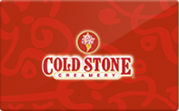 Cold Stone Creamery Gift Cards