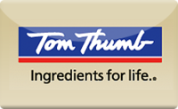 Tom Thumb Gift Cards