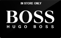 Hugo Boss (In Store Only) Gift Cards