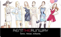 Rent the Runway Gift Cards