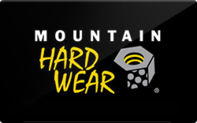 Mountain Hardwear Gift Cards