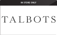 Talbots (In Store Only) Gift Cards