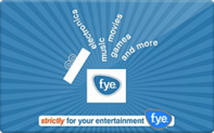 f.y.e. Gift Cards