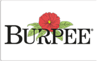 Burpee Gift Cards