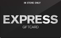 Express (In Store Only) Gift Cards