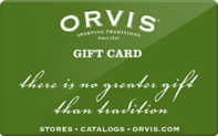 Orvis Gift Cards