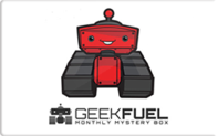 Geek Fuel Gift Cards