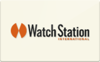 Watch Station Gift Cards