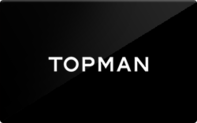 Topman Gift Cards