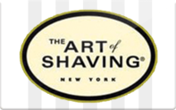 The Art of Shaving Gift Cards