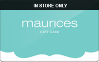 Maurices (In Store Only) Gift Cards
