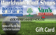 Worldwide Golf Shops Gift Cards