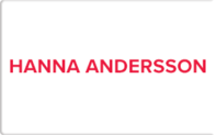 Hanna Andersson Gift Cards