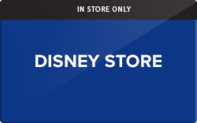 Disney Store (In Store Only) Gift Cards