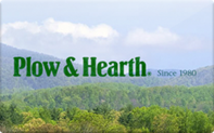 Plow & Hearth Gift Cards