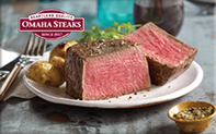 Omaha Steaks Gift Cards