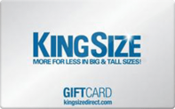 King Size Direct Gift Cards