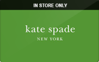 Kate Spade (In Store Only) Gift Cards