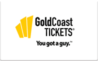 Gold Coast Tickets Gift Cards