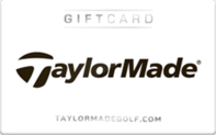 TaylorMade Golf Gift Cards