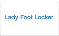Lady Foot Locker Gift Cards