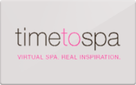 Timetospa Gift Cards