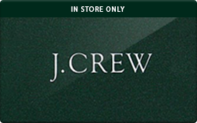 J.Crew (In Store Only) Gift Cards