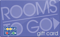 Rooms To Go Gift Cards