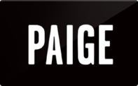 Paige Gift Cards