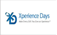 Xperience Days  Gift Cards