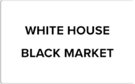 White House Black Market Gift Cards