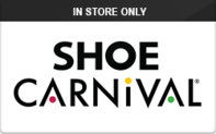 Shoe Carnival (In Store Only) Gift Cards