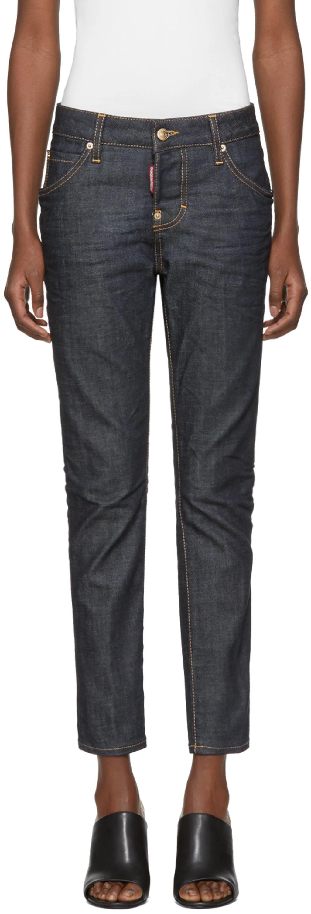 Dsquared2 - Indigo Cool Girl Jeans