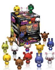 Funko Pint Size Heroes Five Nights at Freddy' s Blind Pack - 1 Piece (Colors/ Styles May Vary)