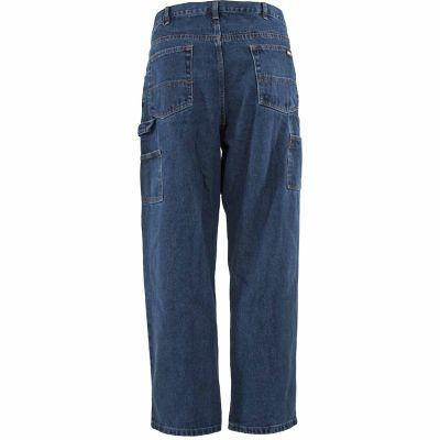 Berne Men's Relaxed Fit Stone Washed Carpenter Jean