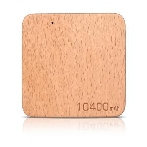 Dual USB Output 2amp Port 12000mAh Wood Power Bank Specs