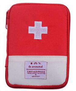 GS-0056 First Aid Emergency Medical Kit Survival Bag Wrap Gear