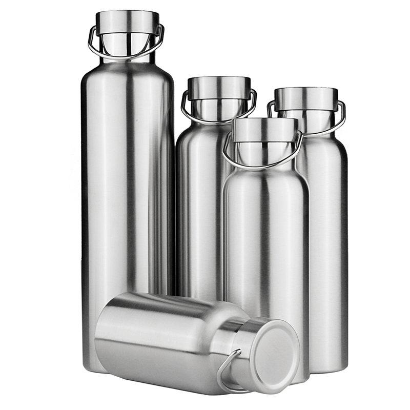 Insulated Outdoor Stainless Steel Vacuum Flasks