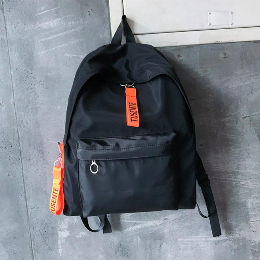 Jiaruo Nylon Light Laptop Backpack