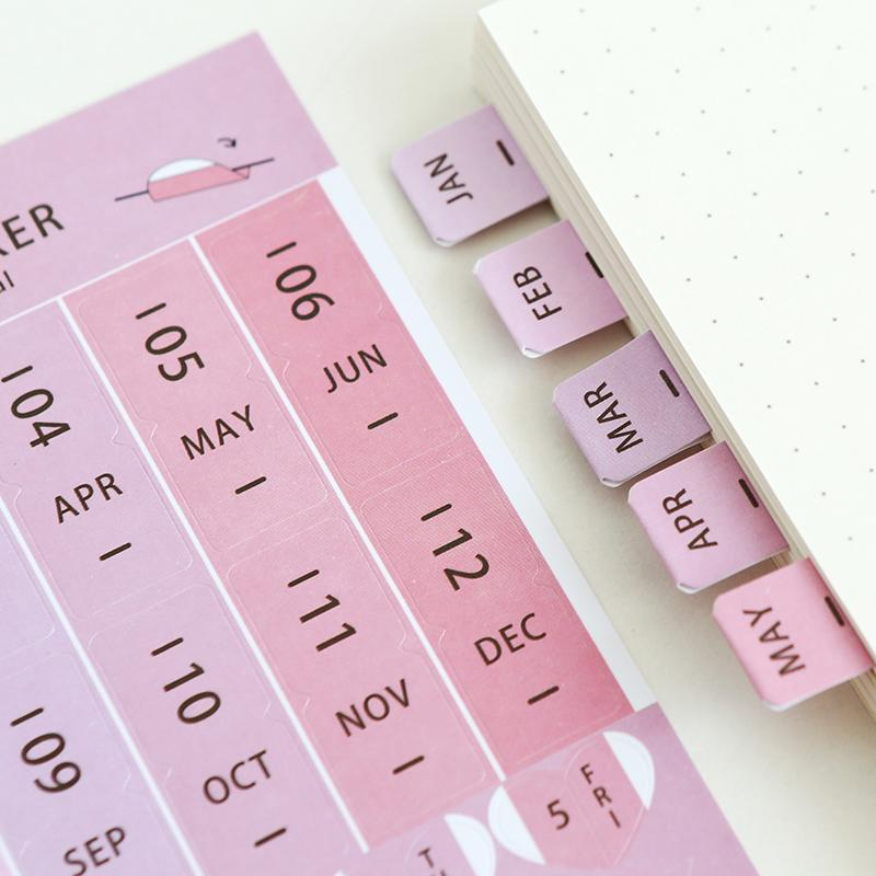 DIY Korean Cute Creative Office Novelty Sticky Notes