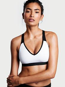 Victoria Sport The Player by Victoria Sport Plunge Sport Bra - 2 Colors